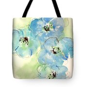 Japanese Quince 1 Tote Bag
