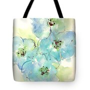 Japanese Quince 2 Tote Bag