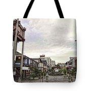 Japantown - Nihon Machi - San Francisco Tote Bag