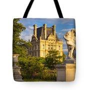Jardin Des Tuileries Tote Bag