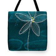 Jasmine Flower Tote Bag by Linda Woods