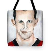 Jason Spezza Tote Bag