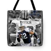 Jason Witten Cowboys Tote Bag