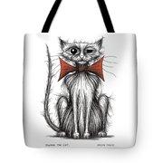 Jasper The Cat Tote Bag