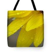Jaune Petals Tote Bag