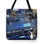 Javelin Sst V-8 Engine Tote Bag