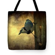 Jay On The Side Tote Bag