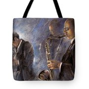 Jazz 01 Tote Bag