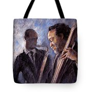 Jazz 02 Tote Bag