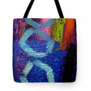 Jazz Process - Improvisation Tote Bag
