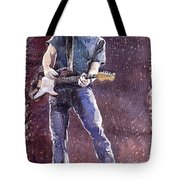 Jazz Rock John Mayer 01 Tote Bag