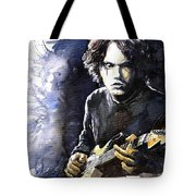 Jazz Rock John Mayer 03  Tote Bag