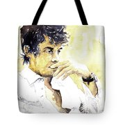 Jazz Rock John Mayer 04  Tote Bag