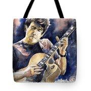Jazz Rock John Mayer 06 Tote Bag