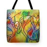 Jazzband 21 Tote Bag