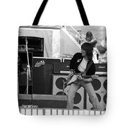Jb #12 Tote Bag