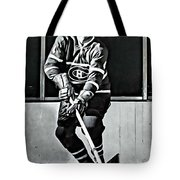 Jean Beliveau Tote Bag