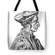 Jean Fernel (1497-1558) Tote Bag