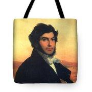Jean-francois Champollion (1790-1832) Tote Bag