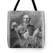 Jean Parisot De La Valette (1494-1568) Tote Bag