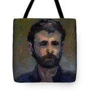 Jeff Tote Bag