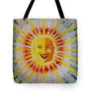Jeffer Sun Tote Bag