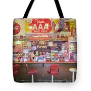 Jefferson Texas General Store Tote Bag