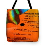 Jefferson Starship Side A Tote Bag