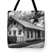 Jefferson Station 7k02041b Tote Bag