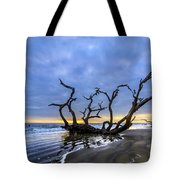 Jekyll Island Seascape Tote Bag