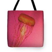 Jelly 1 Pastel Chalk Tote Bag