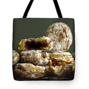 Jelly Donuts Tote Bag