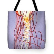 Jelly One Tote Bag by Jeff Lucas