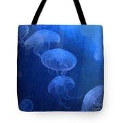 Jellyfish   #0547 Tote Bag