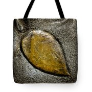 Jellyfish Leaf Tote Bag