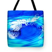 Jellyfish Pool Tote Bag