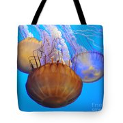 Jellyfish Trio Tote Bag