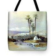 Jenin Ancient Jezreel 1839 Tote Bag