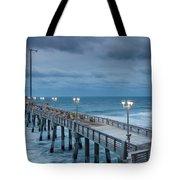 Jennette's Fishing Pier Tote Bag