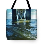 Jennettes Pier Nags Head 3 5/22 Tote Bag