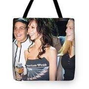 Jennifer Love Hewitt Tote Bag