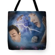 Jeremiah One Five Tote Bag
