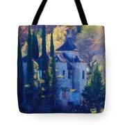 Jerome's Powder Box Church Tote Bag