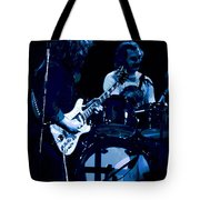 Jerry And Billy At Winterland 2 Tote Bag