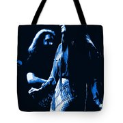 Jerry And Donna Blues 1978 Tote Bag