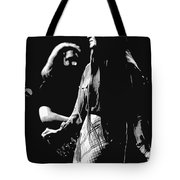 Jerry And Donna Godchaux 1978 A Tote Bag