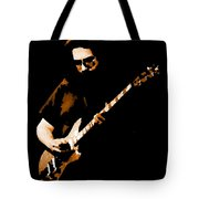Jerry And His Guitar Tote Bag