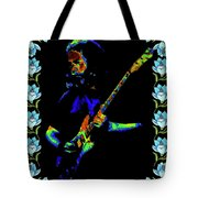 Jerry And The Flowers 2 Tote Bag