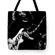 Jerry At The Fun House Mirror Tote Bag