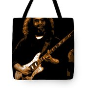 Jerry At Winterland 1977 Tote Bag